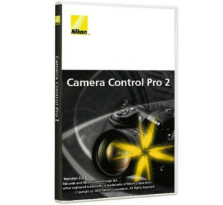 Nikon Camera Control Pro 2 Software (Full Version)