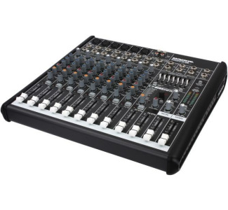 Mackie PROFX-12: Professional 12-Channel Compact Mixer with Onboard Effects and USB I/O