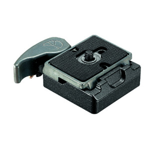 Bogen/Manfrotto 323 RC2 Rectangular Quick-Release Adapter System with 200PL-14 Plate