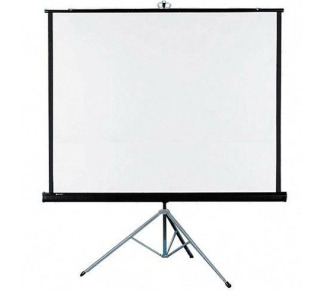 "Quartet 550S 50"" x 50"" Tripod Screen"
