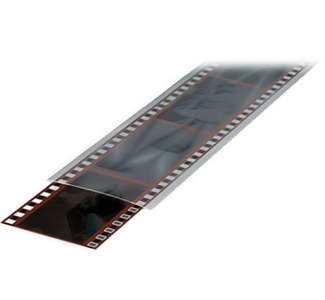 Print File Archival Storage Negative Sleeve for 35mm Negatives (1000 feet)