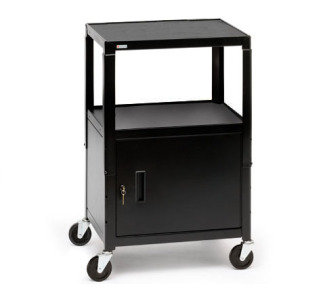 Bretford CA2642-P5 Adjustable Cabinet Cart with 5