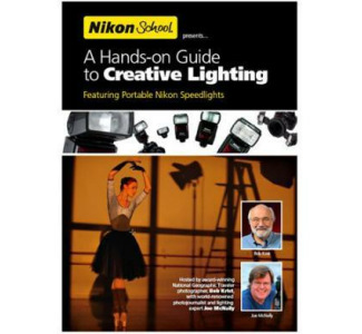 Nikon - A Hands-on Guide to Creative Lighting - DVD