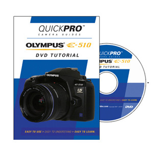 Quickpro DVD Camera Guide For Olympus E-510