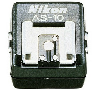 Nikon AS-10 Multi-Flash Adapter