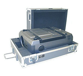 Eiki Tilt and Roll Projector Shipping Case
