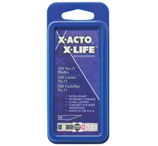 X-Acto X-Life Classic Fine Point Blade Refill
