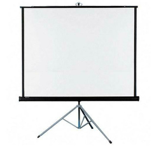 Quartet Portable Tripod Projection Screen