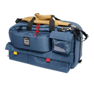 Porta Brace CTC-2 Traveler Camera Case (Signature Blue)