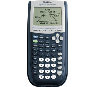 Texas Instruments TI-84 Plus: Graphing Calculator