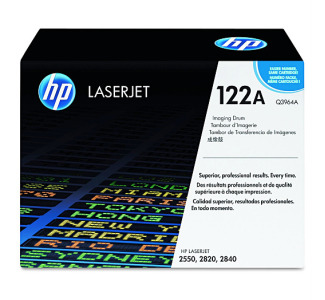 HP Q3964A: Imaging Drum with Smart Printing Technology for HP Color LaserJet 2550/2800 (2820/2840) Printers