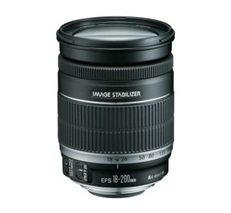 Canon EF-S 18-200mm f/3.5-5.6 IS Lens for Select Digital Cameras