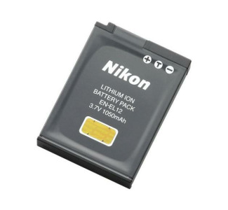 Nikon EN-EL12 Rechargeable Battery for COOLPIX S610/S610c/S710 Digital Cameras