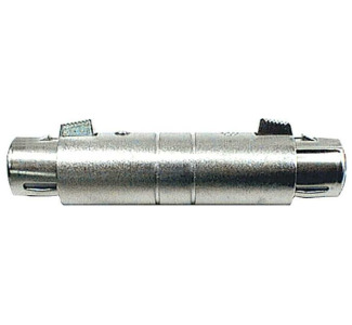 Hosa MP GXX145:  Female 3-Pin XLR to Female 3-Pin XLR Adapter (Gender Changer)