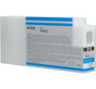 Epson UltraChrome HDR 150ML Ink Cartridge for Epson Stylus Pro 7900/9900 Printers (Cyan)