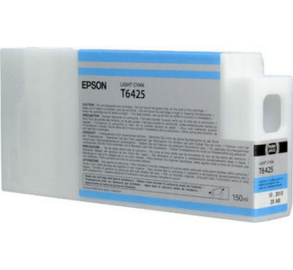 Epson UltraChrome HDR 150ML Ink Cartridge for Epson Stylus Pro 7900/9900 Printers (Light Cyan)