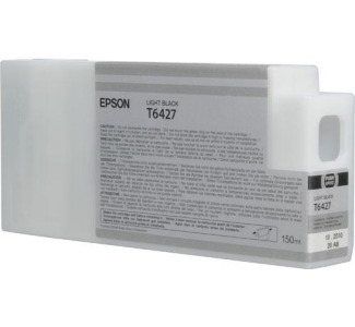 Epson UltraChrome HDR 150ML Ink Cartridge for Epson Stylus Pro 7900/9900 Printers (Light Black)