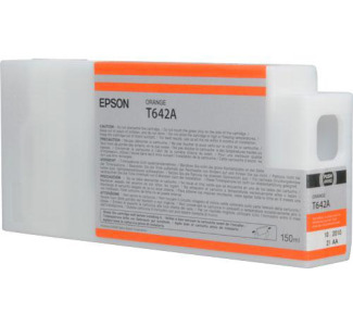 Epson UltraChrome HDR 150ML Ink Cartridge for Epson Stylus Pro 7900/9900 Printers (Orange)