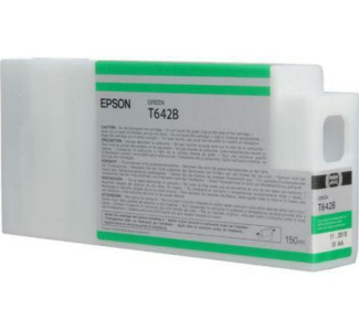 Epson UltraChrome HDR 150ML Ink Cartridge for Epson Stylus Pro 7900/9900 Printers (Green)