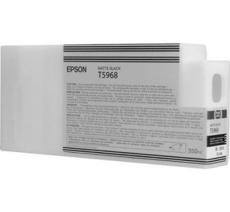 Epson UltraChrome HDR 350ML Ink Cartridge for Epson Stylus Pro 7900/9900 Printers (Matte Black)
