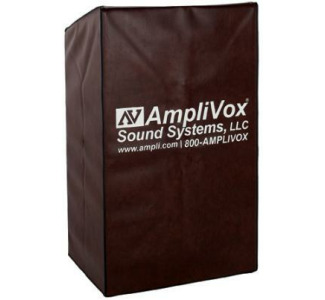 AmpliVox S1970:Vinyl Protective Dust Cover for AmpliVox Lecterns