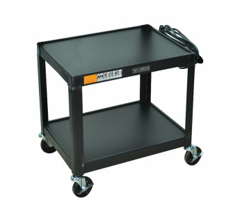 "Luxor 26"" Fixed Height Cart with Electric"