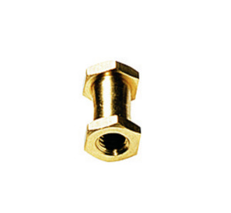 "Bogen 066 Double Female Stud for Super Clamp 1/4""-20 and 3/8"" Female Ends"
