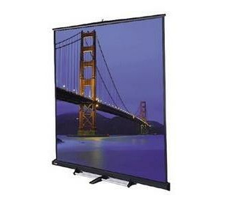 Da-Lite Floor Model C Portable Projection Screen
