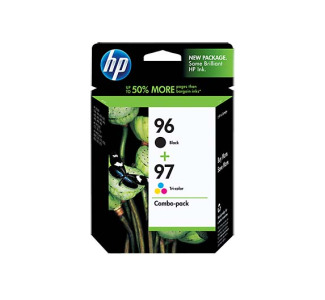 HP No. 96/97 Combo Black and Color Ink Cartridges