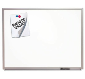Quartet 8' x 4' Aluminum Frame Dry Erase Board w/ Magnetic Surface
