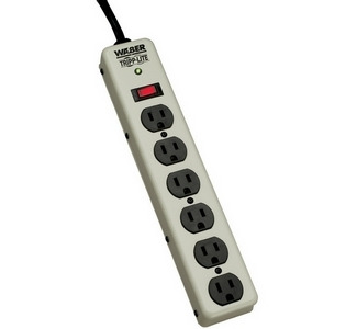 Tripp Lite 6 Outlets 120V Surge Suppressor