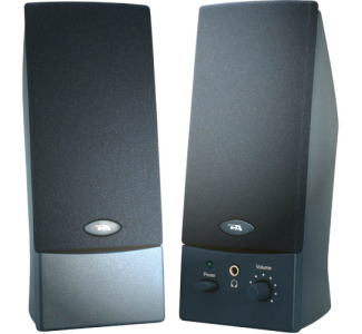 Cyber Acoustics CA-2011WB Speaker System
