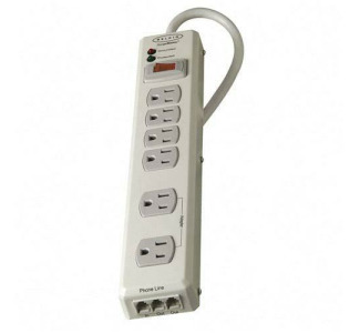 Belkin 6 Outlet Surge Suppressor