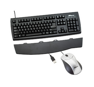 Targus BUS0067 Corporate HID Keyboard and Mouse