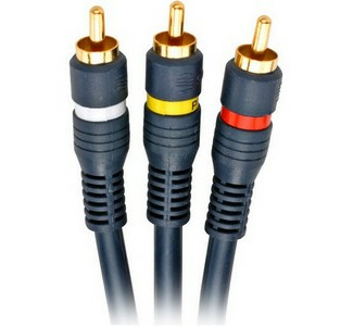 Steren Python Home Theater RCA Cable