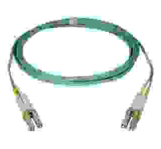 Tripp Lite Aqua Duplex Fiber Patch Cable