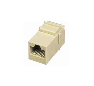 Cables To Go RJ45 Keystone Modular Insert Coupler