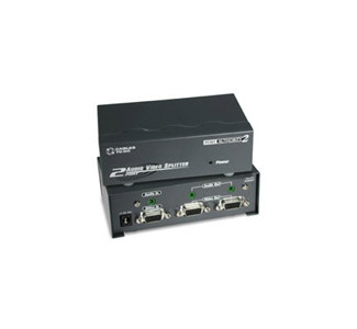 Cables To Go Port Authority2 Audio Video Splitter