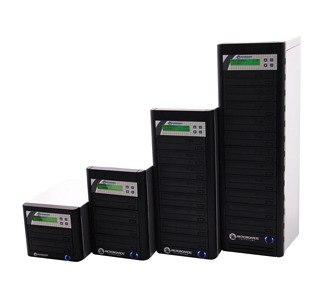 Microboards QD-DVD-1210 CD/DVD Duplicator