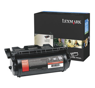 Lexmark Black Print Cartridge