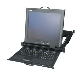 Camcor Com Middle Atlantic Products Rm Kb Lcd17 Rackmount