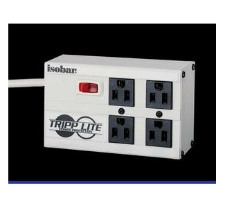 Tripp Lite Isobar ISOBAR4 4 Outlet 120V Surge Suppressor