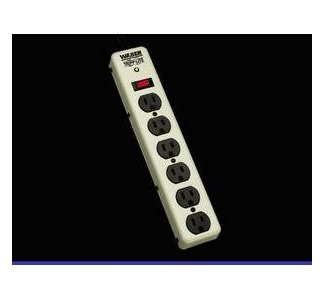 Tripp Lite Waber PM6NS 6-Outlet Surge Suppressor