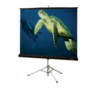 Draper Diplomat 215011 Tripod Projection Screen