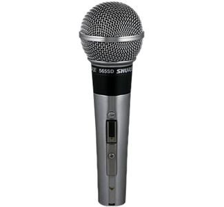 Shure 565SD-LC Microphone