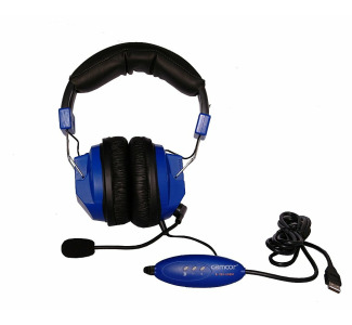 Camcor 293-USBM Deluxe USB Headphone with Microphone
