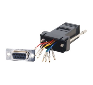 Cables To Go RJ-45 to DB-9 Modular Adapter