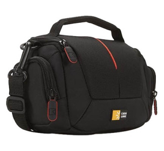 Case Logic DCB-305 Carrying Case for Camcorder - Black