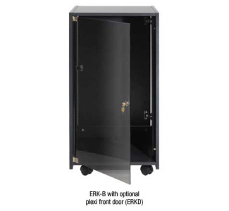 Raxxess ERK-8-20B ERK Elite Series Rack 8 Space and Depth of 20