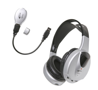 Califone HIR-KT1 Wireless Infrared Headphone